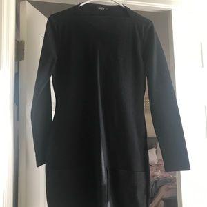 Kate Spade Saturday black sheath dress w/ pockets